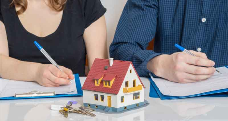 Sell house quickly in divorce